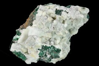 Aragonite & Fluorite  - Fossils For Sale - #135708