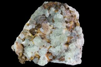 Fluorite, Barite & Quartz - Fossils For Sale - #138261