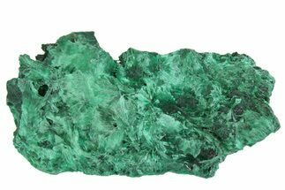 "2.7"" Silky Fibrous Malachite Cluster - Congo For Sale, #138548"