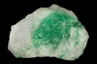 ".8"" Beryl (Var. Emerald) in Calcite - Khaltoru Mine, Pakistan For Sale, #138914"