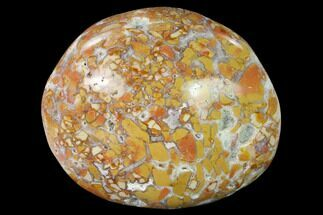 "Buy 3.1"" Polished Ibis Jasper Pebble - Madagascar - #139117"