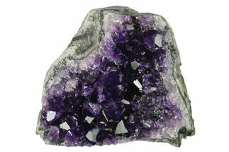 Quartz var. Amethyst - Fossils For Sale - #138855