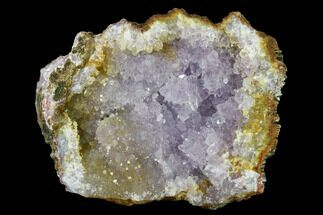 Quartz var. Amethyst - Fossils For Sale - #141777