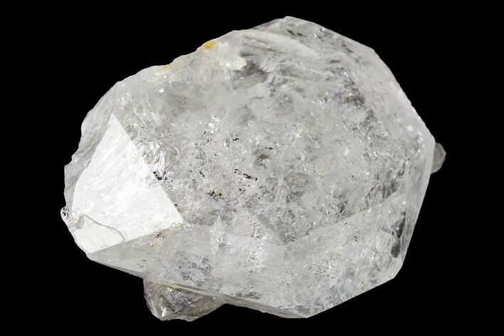 "1.7"" Pakimer Diamond with Carbon Inclusions - Pakistan"