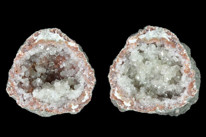 "1.2"" Keokuk ""Red Rind"" Geode - Iowa"