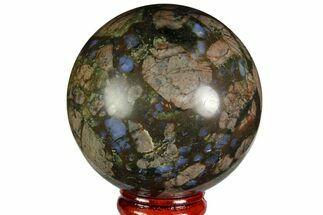"Buy 2.45"" Polished Que Sera Stone Sphere - Brazil - #146035"