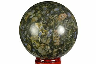 "2.5"" Polished Que Sera Stone Sphere - Brazil For Sale, #146036"