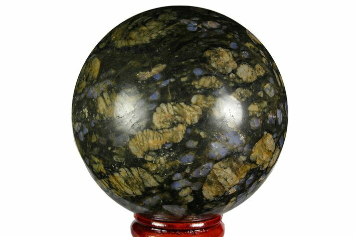"2.6"" Polished Que Sera Stone Sphere - Brazil"