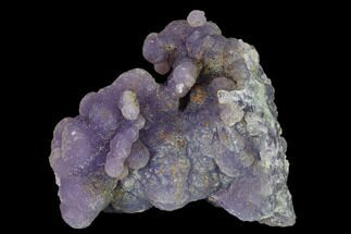 "2.3"" Purple Botryoidal Grape Agate - Indonesia For Sale, #146807"