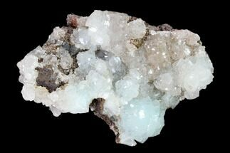 "3.2"" Lustrous Hemimorphite Crystal Cluster - Congo For Sale, #148433"