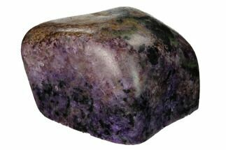 "2.7"" Free-Standing, Polished Purple Charoite - Siberia, Russia For Sale, #163946"