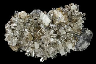 Calcite, Fluorite & Quartz - Fossils For Sale - #164007