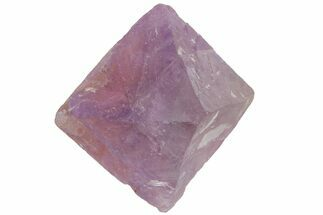 "1.65"" Purple Fluorite Octahedron - China For Sale, #164564"