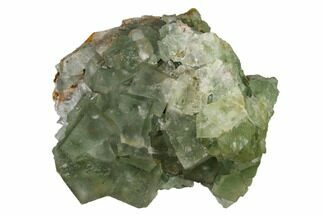 Fluorite & Quartz - Fossils For Sale - #164550