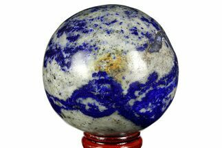 "Buy 2.45"" Polished Lapis Lazuli Sphere - Pakistan - #170860"