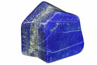 "Buy 3.8"" Polished Lapis Lazuli - Pakistan - #170875"