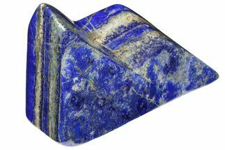 "4.8"" Polished Lapis Lazuli - Pakistan For Sale, #170876"