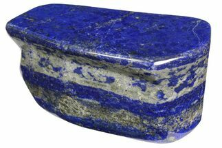 "Buy 4.4"" Polished Lapis Lazuli - Pakistan - #170881"