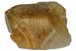 "Buy 3.3"" Rutilated Smoky Quartz Crystal - Brazil - #172999"