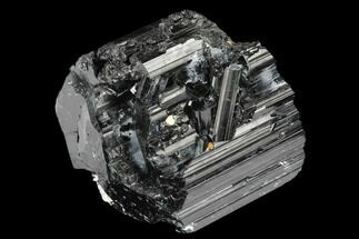 Tourmaline var. Schorl - Fossils For Sale - #174132