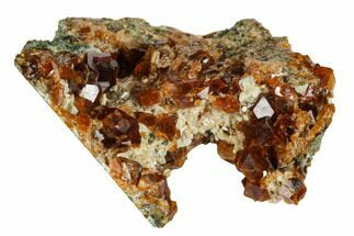Grossular Garnet  - Fossils For Sale - #175449