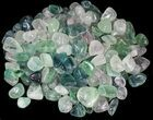Bulk Polished Fluorite - 8oz. (~ 15pc.) - Photo 3