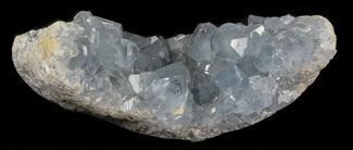 "6.9"" Blue Celestite Crystal Cluster - Madagascar For Sale, #31244"
