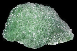 "3.7"" Green Botryoidal Fluorite - China For Sale, #32504"