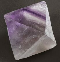 "Buy 1.8"" Purple, Fluorite Octahedron - Illinois - #37837"