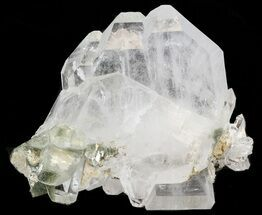 "Buy 3.0"" Faden Quartz with Chlorite - Pakistan - #38623"