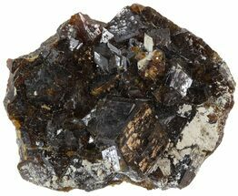 "Buy 1.7"" Garnet Cluster with Feldspar - Pakistan - #38704"