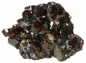 "Buy 2.2"" Garnet Cluster with Feldspar - Pakistan - #38722"