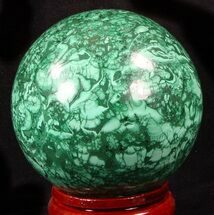 Malachite - Fossils For Sale - #39405