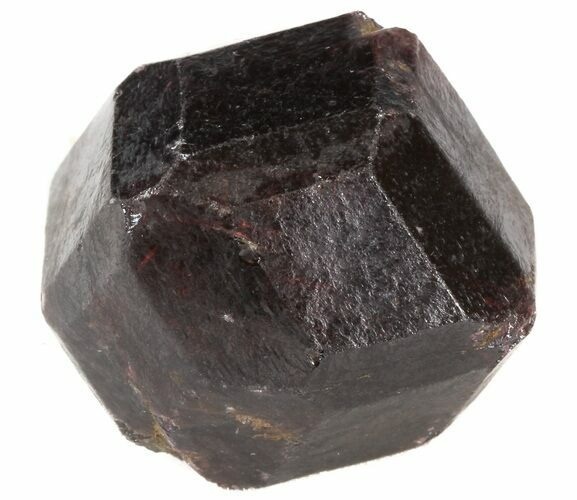 "1.3"" Rough Red Almandine Garnet - China"