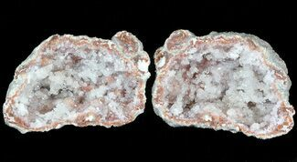 "1.3"" Keokuk ""Red Rind"" Geode - Iowa For Sale, #43994"