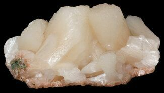 "Buy 3.5"" Peach Stilbite Crystal Cluster - India - #44299"