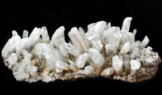 "4"" Selenite Crystal Cluster - Mexico For Sale, #45194"