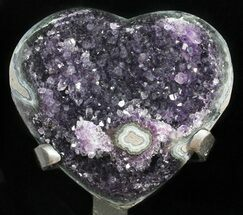 Quartz var. Amethyst - Fossils For Sale - #50706