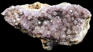 Quartz var. Amethyst & Barite - Fossils For Sale - #55389