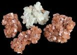 Natural Aragonite Clusters Wholesale Lot - 28 Pieces - #61654-3
