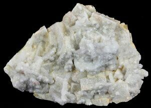 Fluorite & Quartz - Fossils For Sale - #61140