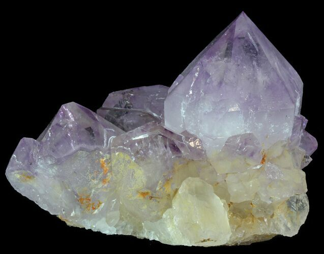 "2.2"" Amethyst Crystal Cluster - South Africa"