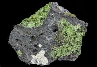 Forsterite var. Peridot - Fossils For Sale - #66357