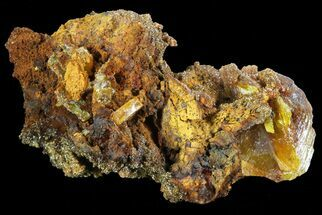 Wulfenite - Fossils For Sale - #67710