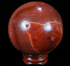 "Buy 2.4"" Colorful Carnelian Agate Sphere - Madagascar - #70942"