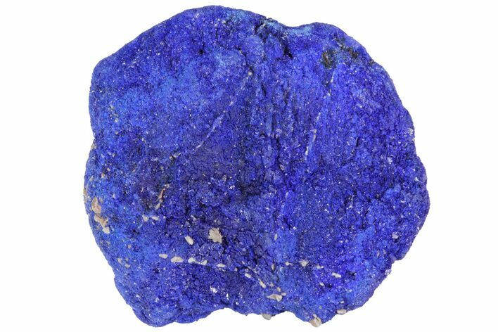 "1.3"" Sparkling Azurite Crystal Cluster - Morocco"