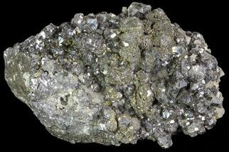 "2.4"" Galena, Dolomite and Chalcopyrite - Missouri For Sale, #73853"