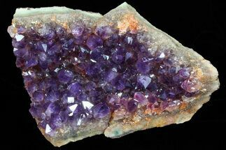 "4.7"" Dark Purple Amethyst Cluster -  Uruguay For Sale, #76862"