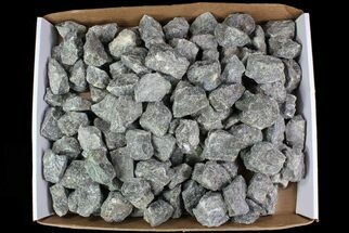"Wholesale Lot: 2-3"" Rough, Unpolished Labradorite - 10kg For Sale, #78011"