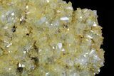 "7.7"" Plate Of Gemmy, Chisel Tipped Barite Crystals - Mexico - #78140-1"